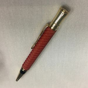 A beautiful pen.